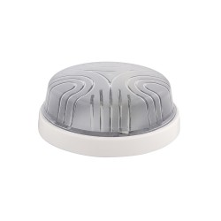 Light ERKA 1103 LED,  bulkhead luminaire, 12 W, 4200K, transparent, IP 20