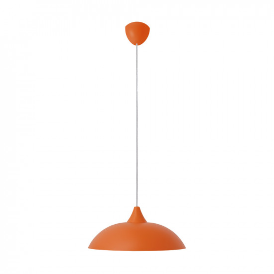 Light ERKA 1301, ceiling mounted, 60W, orange, Е27