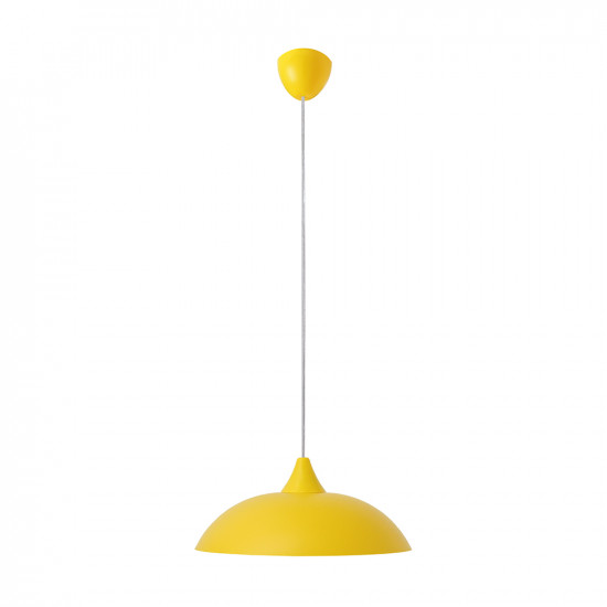 Light ERKA 1301, ceiling mounted, 60W, yellow,  Е27