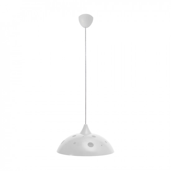 Light ERKA 1302, ceiling mounted, 60W, white,  Е27