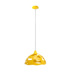 Light ERKA 1304, ceiling mounted, 60W, yellow,  Е27